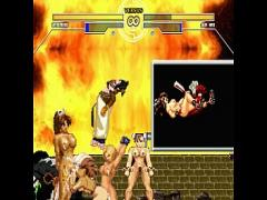 Download video category toons (145 sec). The Queen Of Fighters 2016-12-24 16-31-34-79.