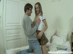 Full stream video category Bang My Teen Ass (180) sec. Anal with dildo cl(Irina Bruni).
