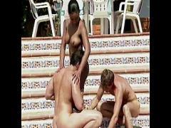 XXX porno category cumshot (315 sec). Rosanna Mendes, Beautiful Mulata Dp039_ed Under the Sun.