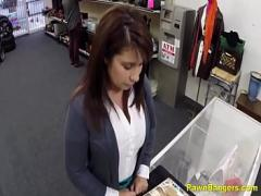 Good video list category big_tits (326 sec). Curvy Milf Blows And Bangs For Bail Cash.