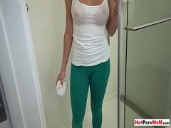 Embed film category big_tits (360 sec). I take things to the next level with my MILF stepmom.