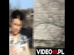 Free pornography category teen (300 sec). Polskie porno - Zadbana i spragniona dużego kutasa młoda 18letnia dupcia.