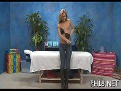 Nice stream video category teen (300 sec). Hot eighteen girl gets drilled hard by her massage therapist.