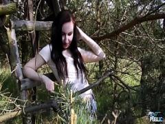 Good seductive video category sexy (508 sec). Wood fuck with young naive brunette who love taste of cum.