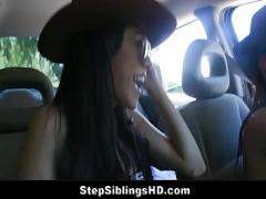 Sexy video link category brunette (481 sec). Giddy Stepsisters Getting Groovy Down South.