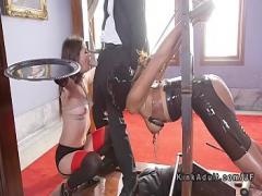 Best video link category bdsm (326 sec). Hot slaved together punished in the upper floor.