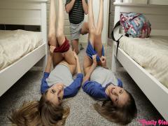 Uncles Summer Camp -(Haley Reed,Kyler Quinn)