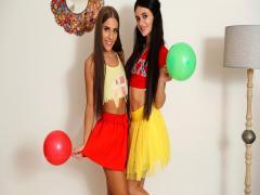 Girls Get Wild -(Evelin,Kate Rich)