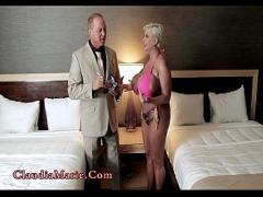 Stars movie category big_tits (273 sec). Huge Tit Claudia Marie: Fat Ass Twerking Anal.