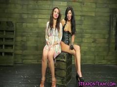 Sex youtube video category bdsm (480 sec). Bdsm domina fucks slave.