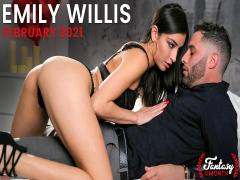 February 2021 Fantasy Of The Month (Damon Dice,Emily Willis)